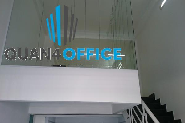 văn phòng cho thuê quận 4 - cao ốc NTT